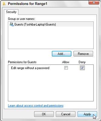 Listbox With Checkbox Access