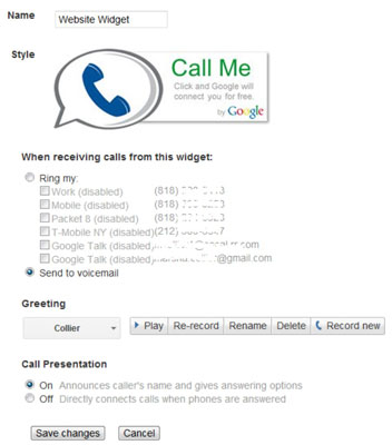 Social media commerce use google voice to connect with your the features of google voice are robust m4hsunfo
