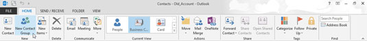 how to add members to a group in outlook 2013