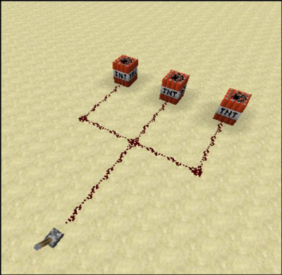 Engineering with Redstone in Minecraft - dummies