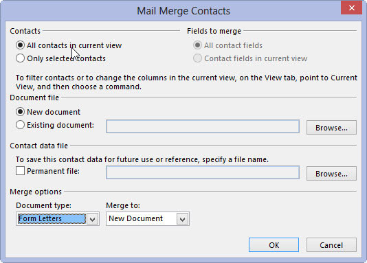 how to create a form in outlook 2013