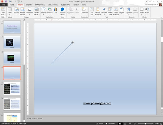 How to Draw a Curved Line or Shape in PowerPoint 2013 - dummies