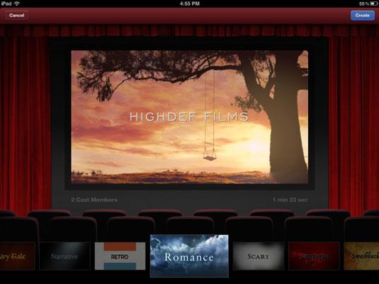How to Use iPad's iMovie Themes to Create Educational Videos