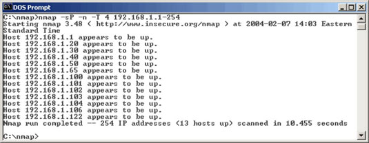 Prevent Network Hacking with Port Scanners - dummies
