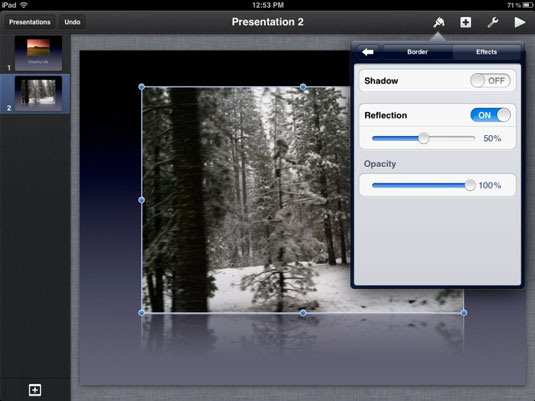 How to Create an Educational Presentation with Keynote iPad App