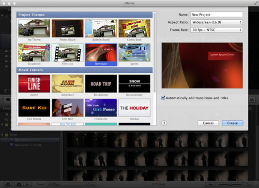 How To Edit Video On Your Macbook With Imovie Dummies
