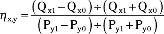 Cross Price Elasticity Of Demand In Managerial Economics Dummies