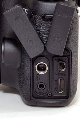 How to View Your Canon EOS 6D Images on a TV Set - dummies