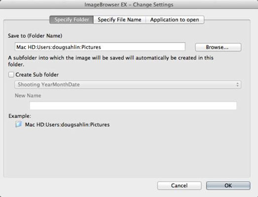 How to Download Images from Your Canon EOS 6D - dummies