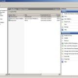 Microsoft Exchange Management Console.