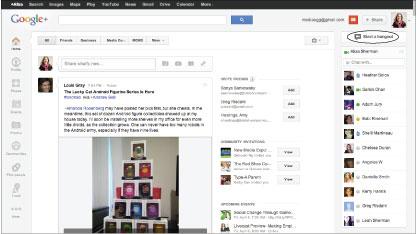 How to Start a Google Hangout - dummies