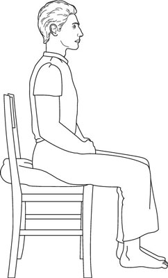 Sitting Positions - Study Body Language
