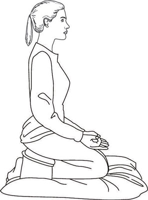 Try Different Positions For Sitting Meditation Dummies