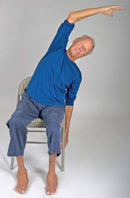 Level Ii Safe Chair Routine For Older Adults Dummies