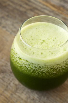 The Banana and Greens Delight Smoothie