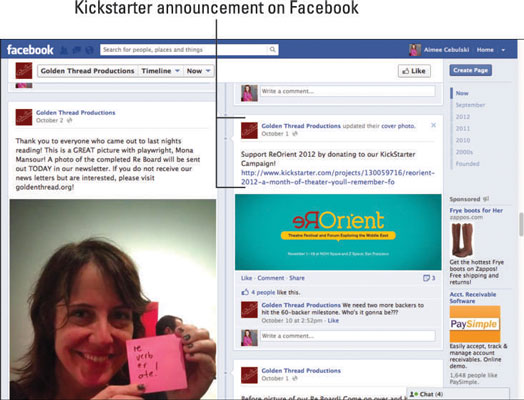 5 Ways to Contact Potential Backers for Your Kickstarter