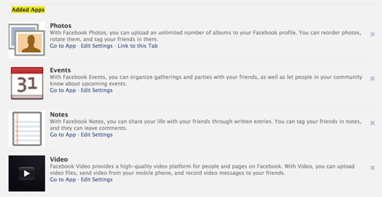How to Add Apps to Your Business's Facebook Page - dummies
