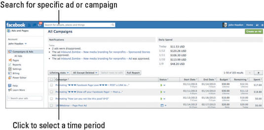 How to Manage and Measure Your Facebook Ad Campaigns with Ads