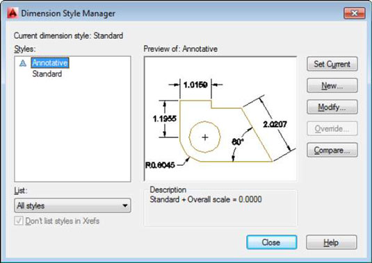 how to write feet and inches in autocad
