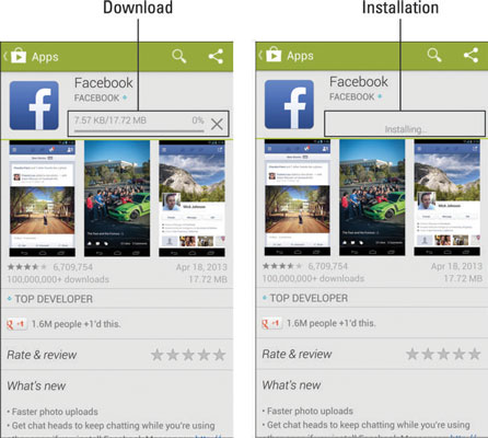 How to Download the Facebook App on Your Samsung Galaxy S 4