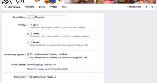 How to Administer Your Facebook Group - dummies