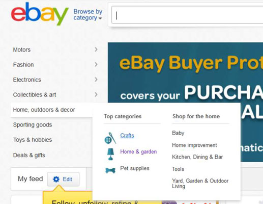 How To Use Ebay S Tools To Find Out What Buyers Are Looking For Dummies