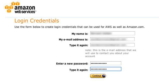 Set Up Your Amazon Web Services Account - dummies