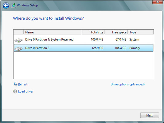 How to Install Windows 8 1 from a DVD or USB Drive - dummies