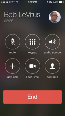 Make Video Calls with FaceTime on Your iPhone 5 dummies