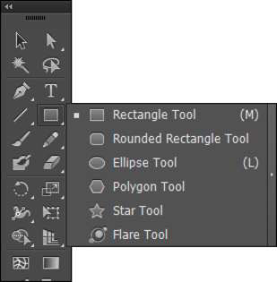The Basic Shape Tools in Illustrator CC - dummies