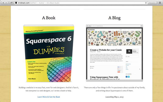 How to Rearrange Blocks with LayoutEngine on Squarespace