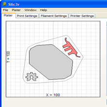 How to Process 3D Models with Slic3r - dummies