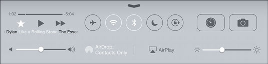 How to Adjust the iPad Music App's Audio Controls - dummies