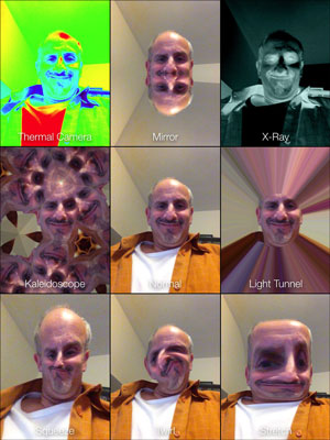 Have Fun With The Photo Booth App On Your Ipad Dummies