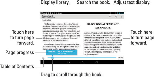 How to Use Your Nexus 7 Tablet as an eBook Reader - dummies