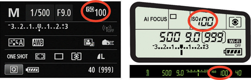 How to Control ISO on a Canon EOS 70D - dummies