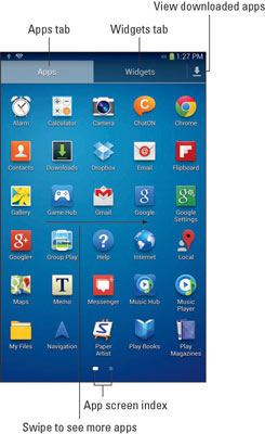 Samsung Tablet Best Apps