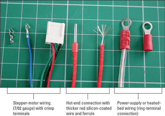How To Wire Your Reprap 3d Printer