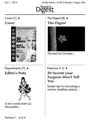 Newspapers and Magazines on Your Kindle Paperwhite - dummies