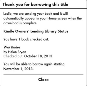 How to Borrow Books on Your Kindle Paperwhite - dummies