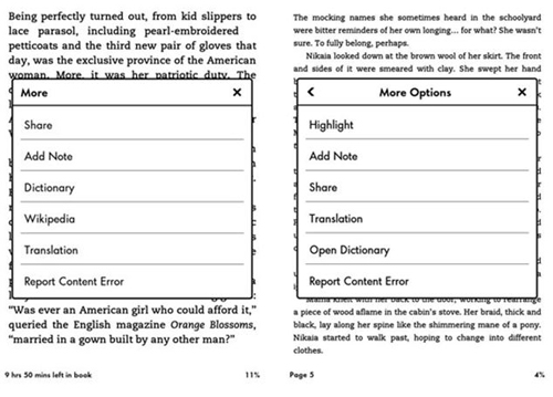 How to Use the Dictionary on Your Kindle Paperwhite - dummies