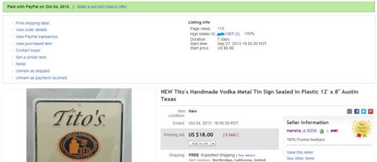 Ebay Buyer Back Out Try Second Chance Offer Dummies