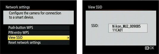 How to Connect Your Nikon D5300 to a Smart Device for Wi-Fi