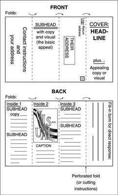 A simple, multipurpose brochure layout.