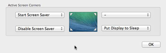 How to Customize the Mac's Screen Saver - dummies