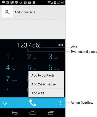 How to Speed Dial on an Android Phone - dummies