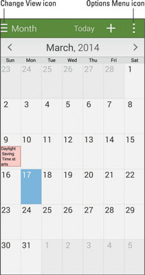 How to Sync Calendars with the Samsung Galaxy S 5 - dummies