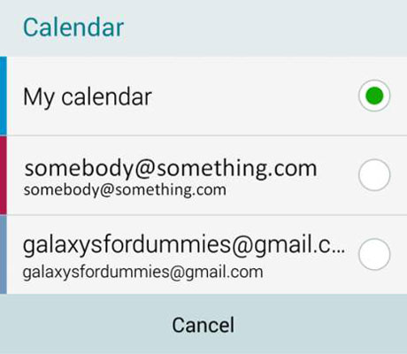 How to Create, Edit, and Delete Events on the Samsung Galaxy