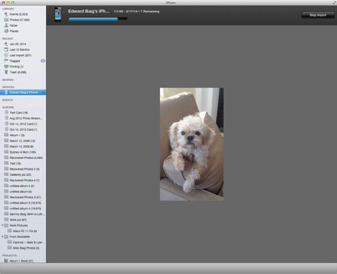 how to make a still from a video in iphoto