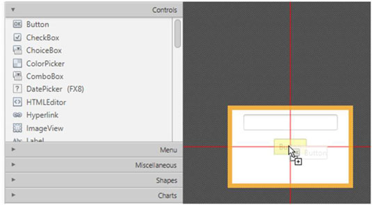 How to Add Buttons and Text to Your JavaFX Project - dummies